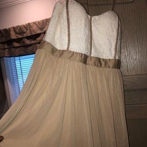 Charlotte Russe Corset Dress